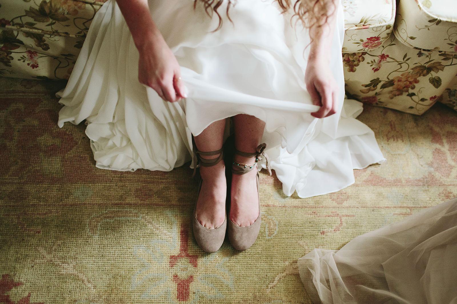 indie wedding shoes