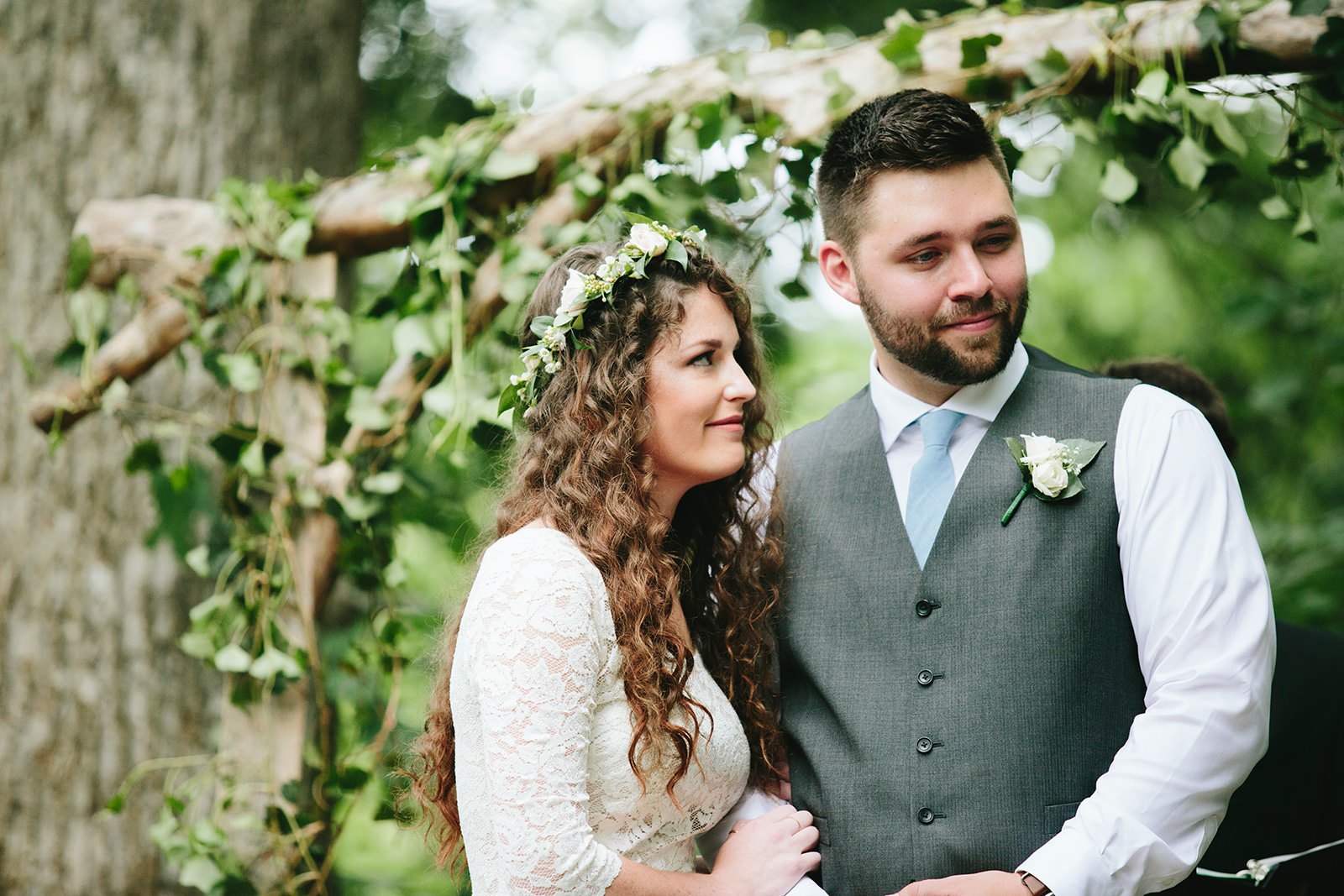garden weddings asheville