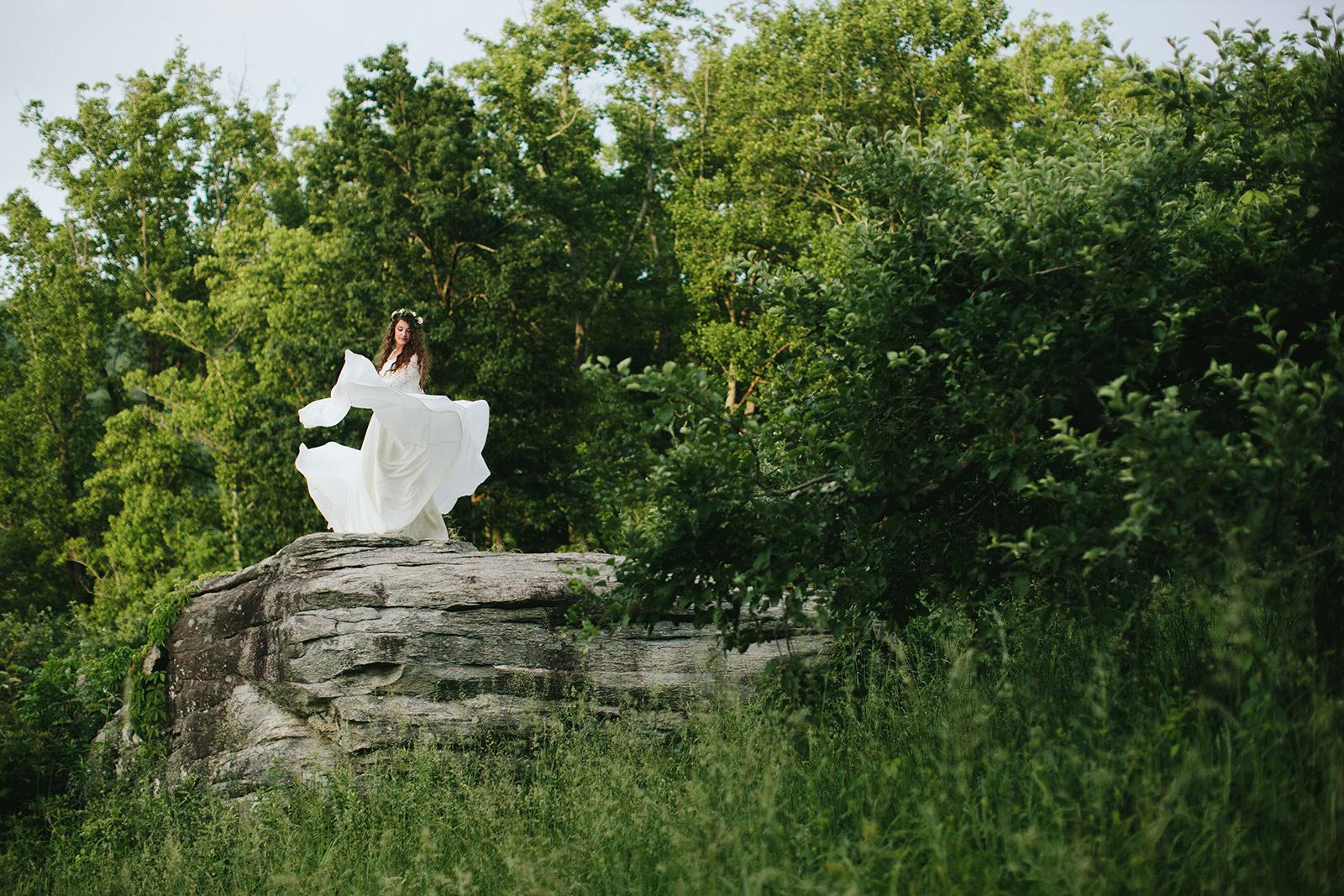 best outdoor wedding venues asheville