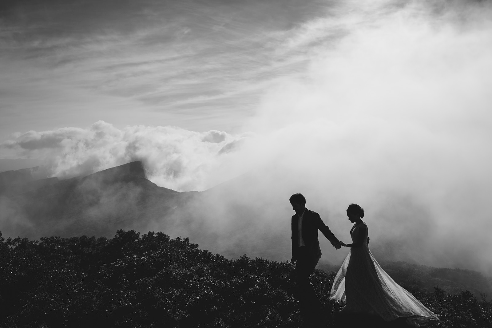 linville nc elopement photographers