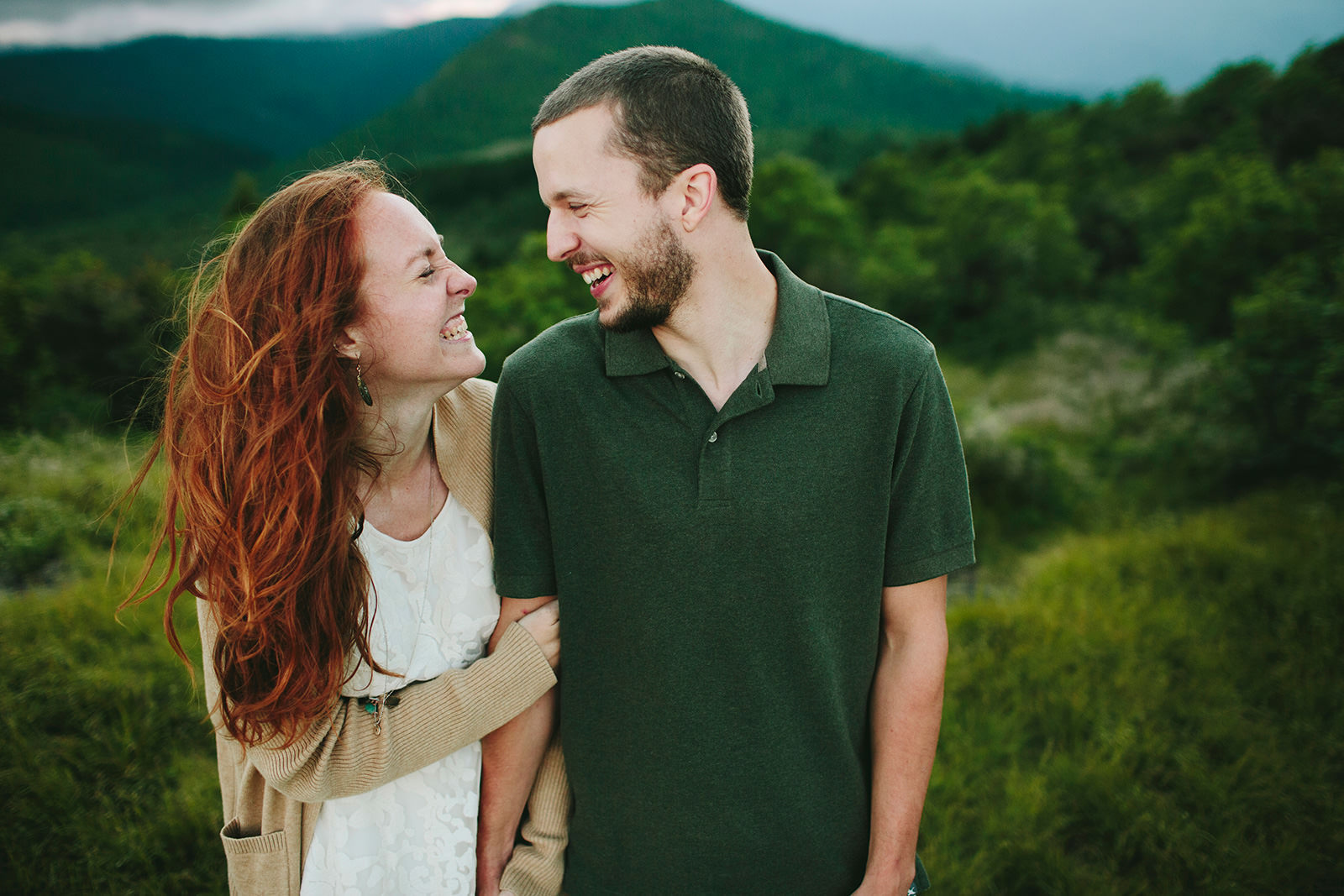hipster wedding photographers asheville nc