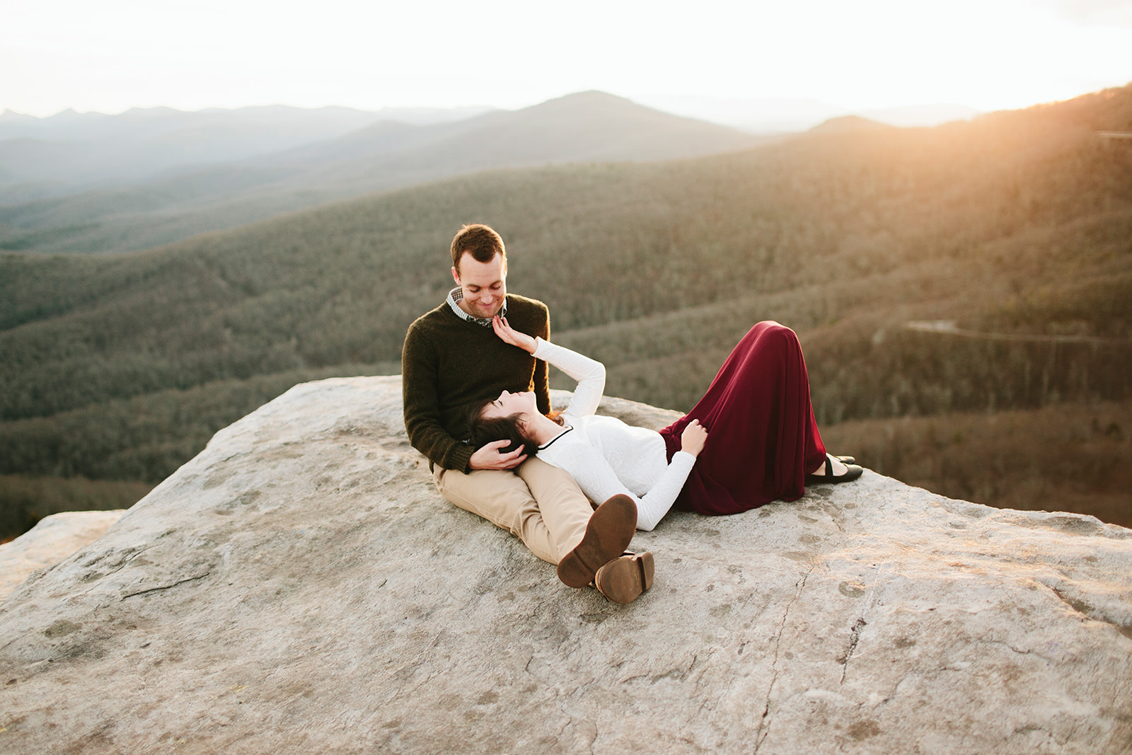 boone elopement photographers