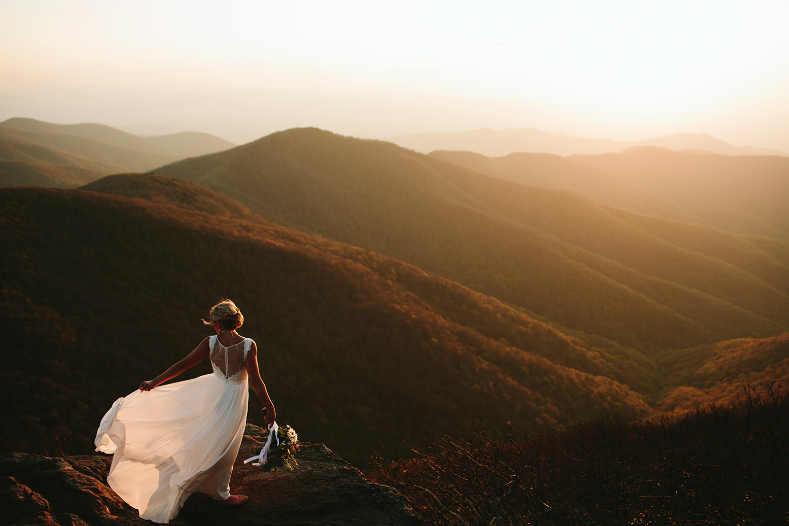 appalachian mountain weddings