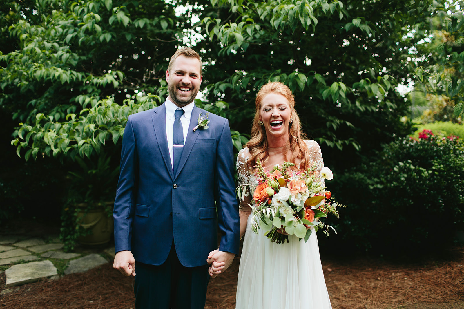 mcgill rose garden charlotte wedding