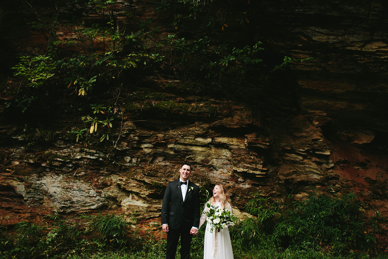 elopements in blue ridge parkway