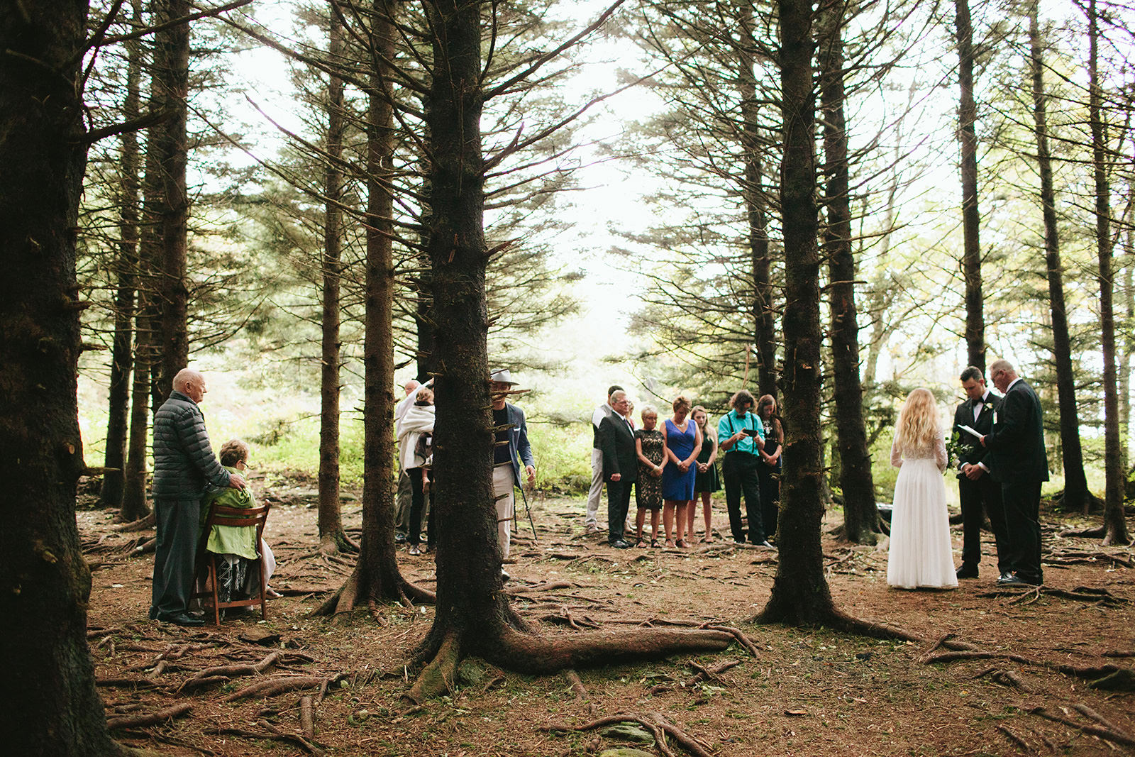 black balsam knob weddings