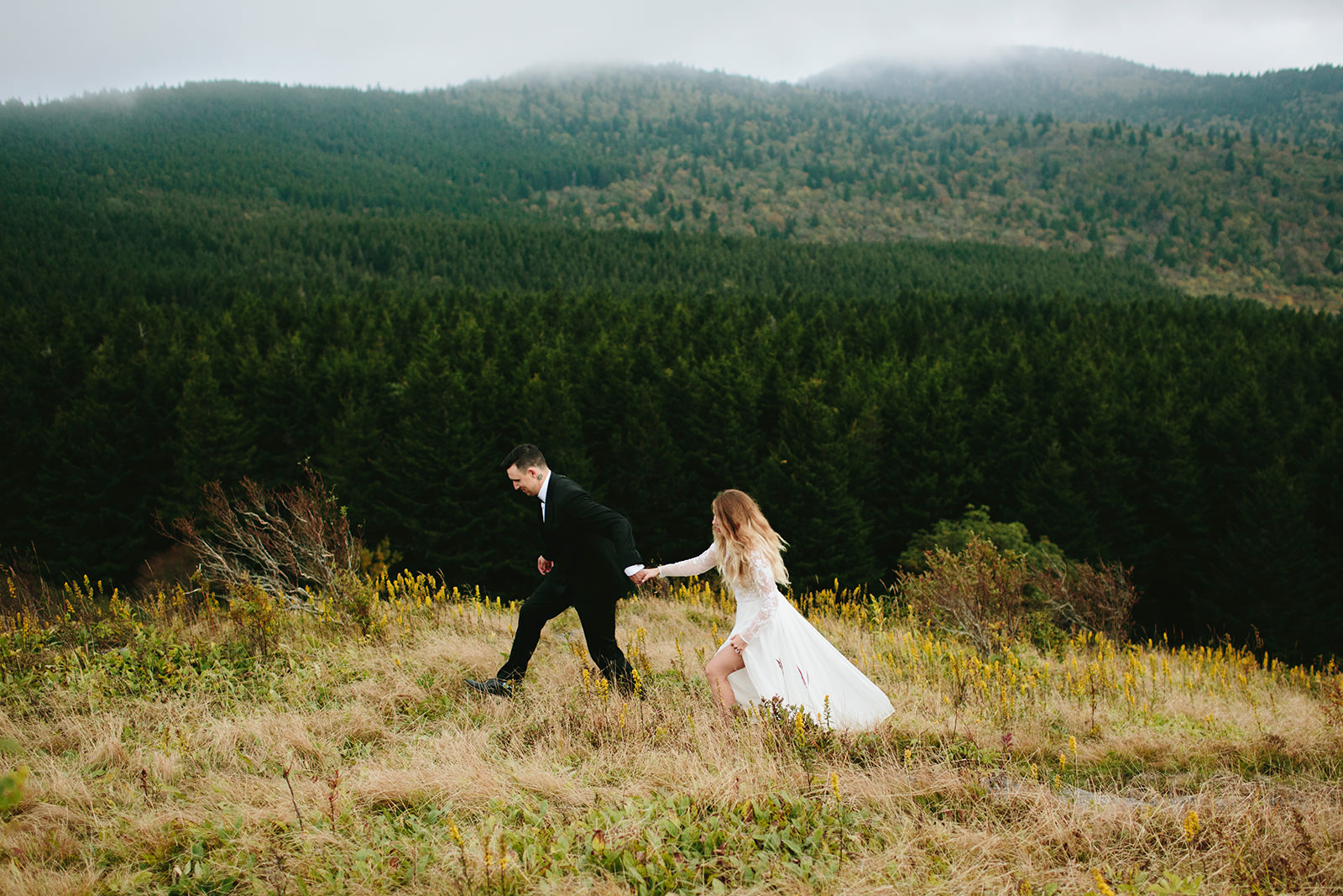lonesome valley wedding photos