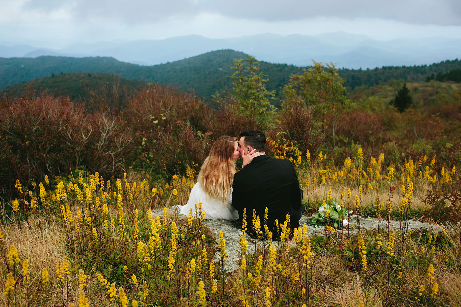 best elopement photographers in the mountains