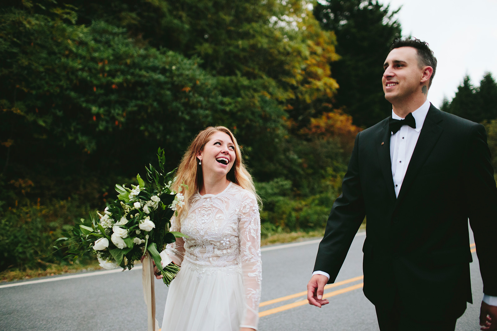 blue ridge parkway wedding