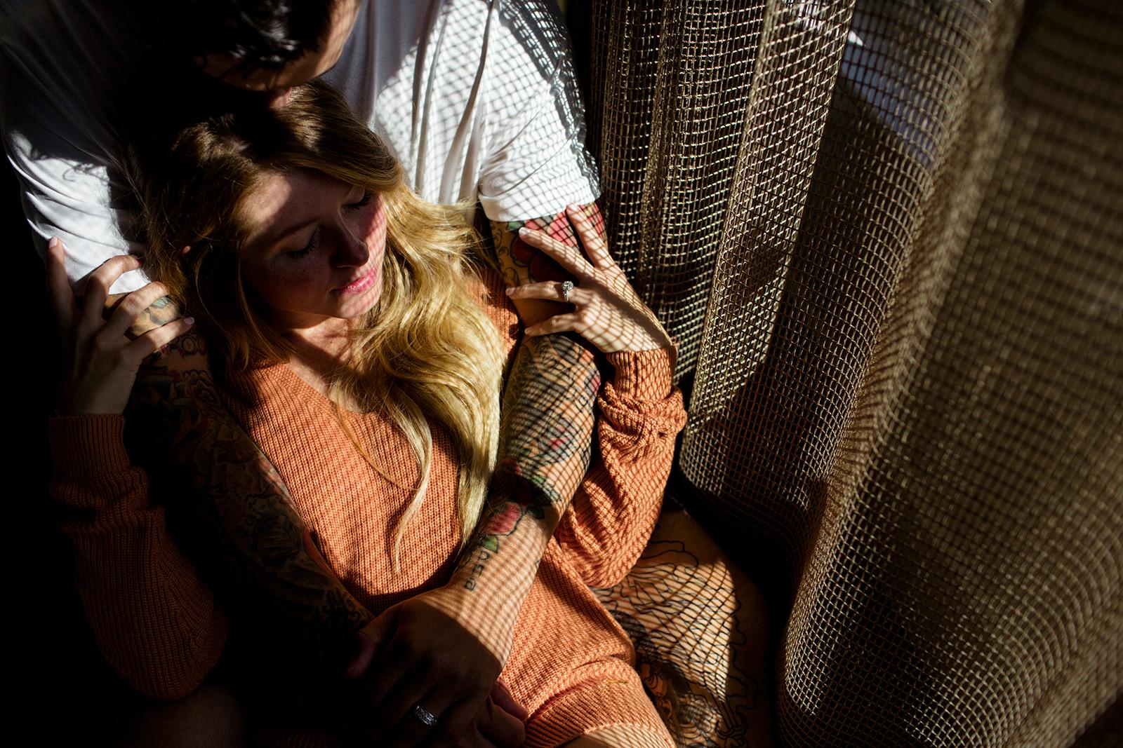 boudoir photography asheville nc