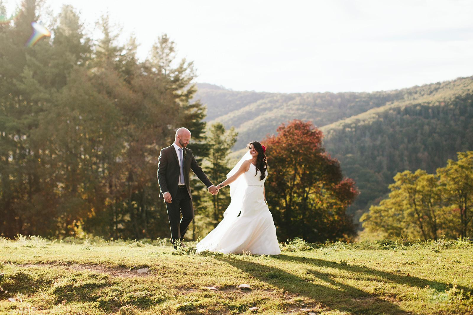 maggie valley nc wedding venues