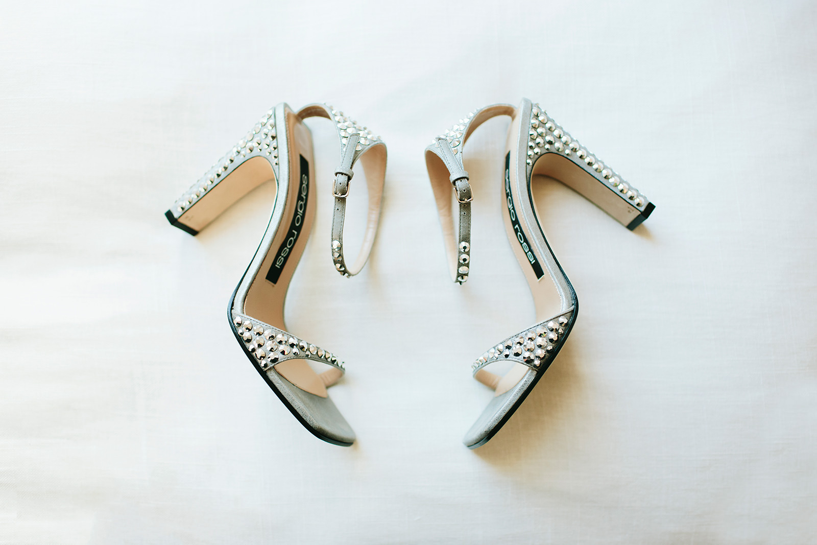 sergio rossi studded heels