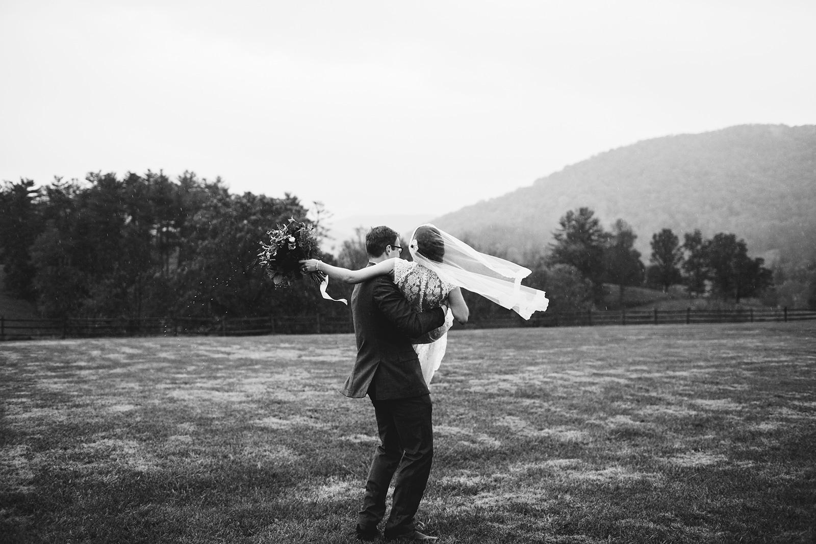 documentary wedding photographers asheville
