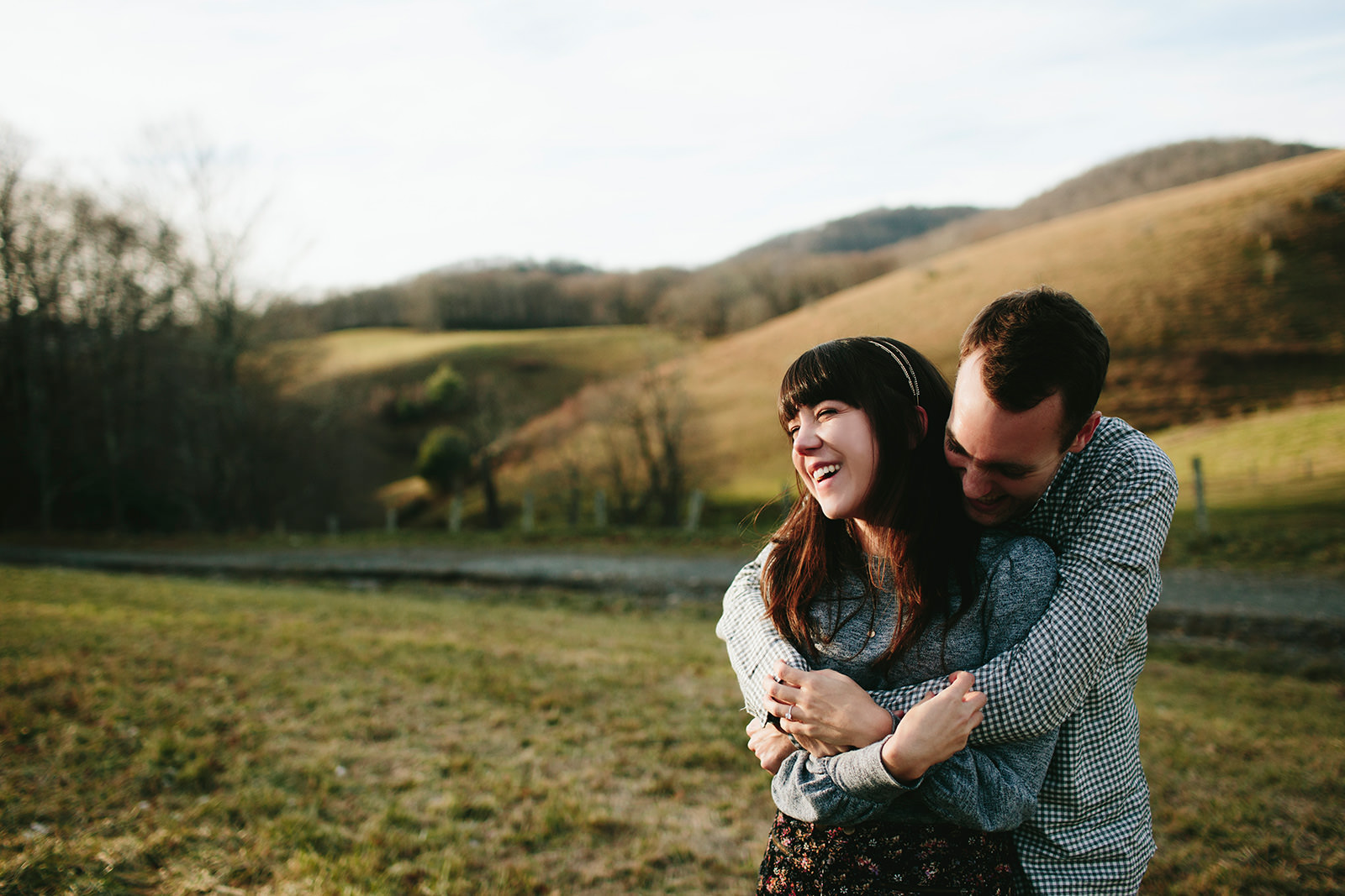 boone engagement photos
