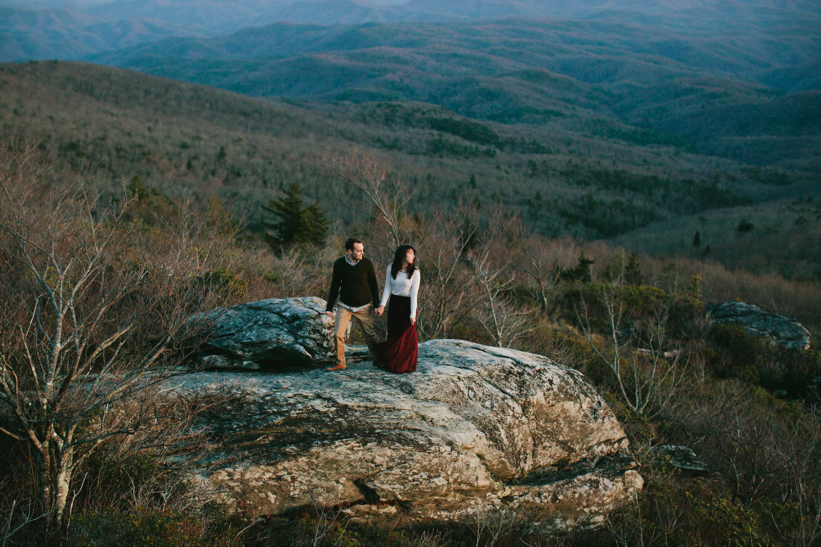 hikes with a view asheville