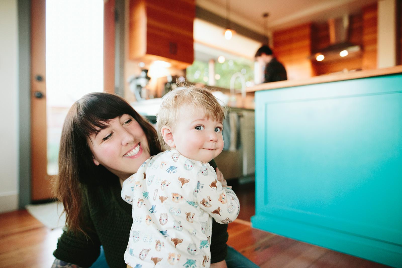 lifestyle family photographer asheville