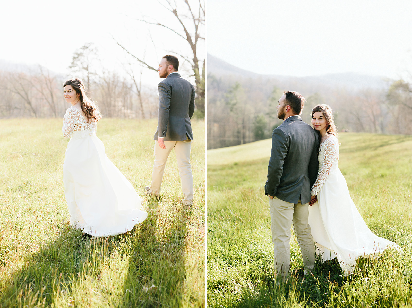 best asheville wedding photographers