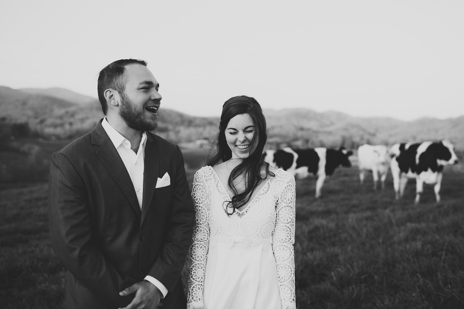 asheville farm wedding