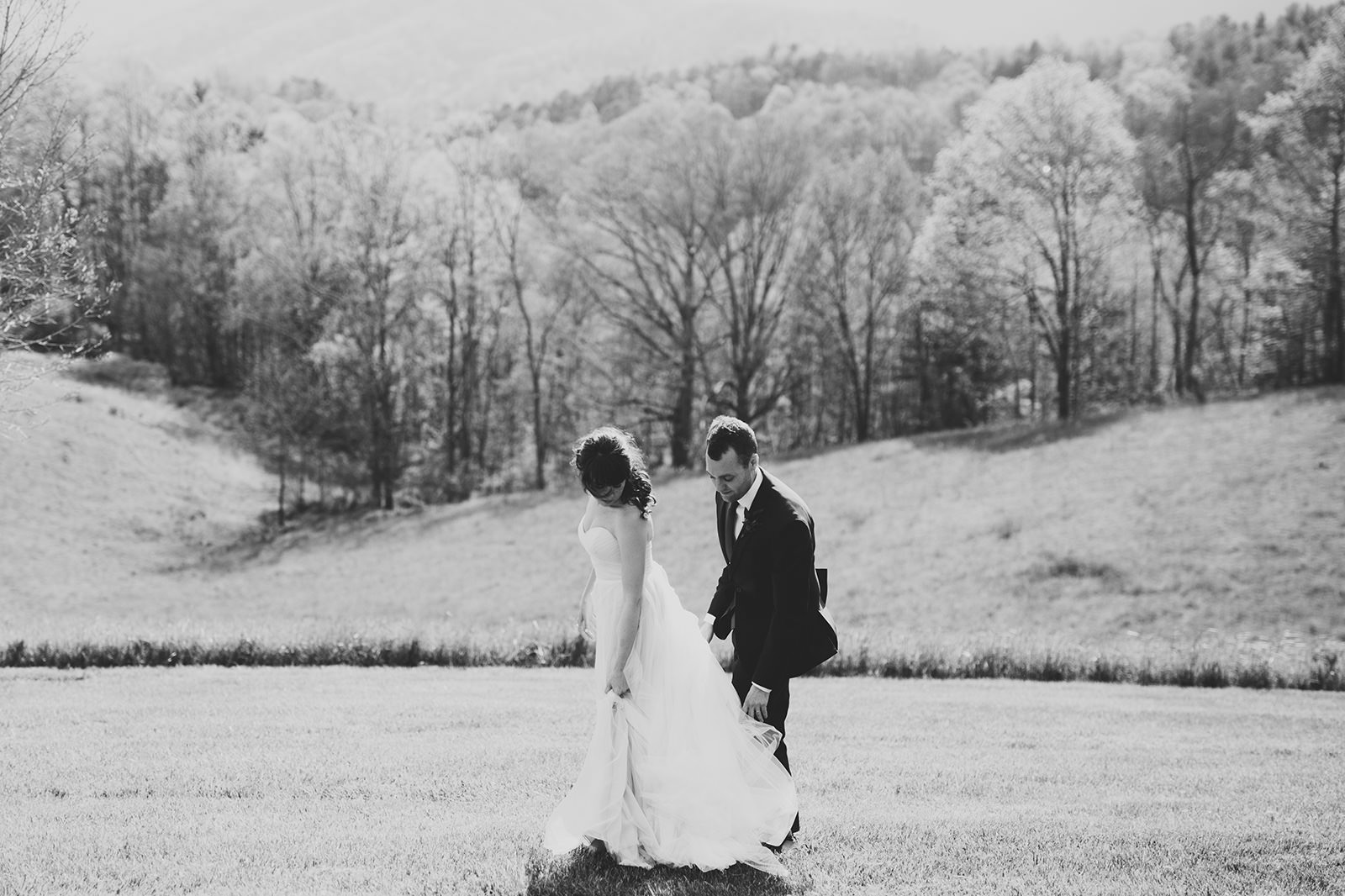 marshall nc weddings