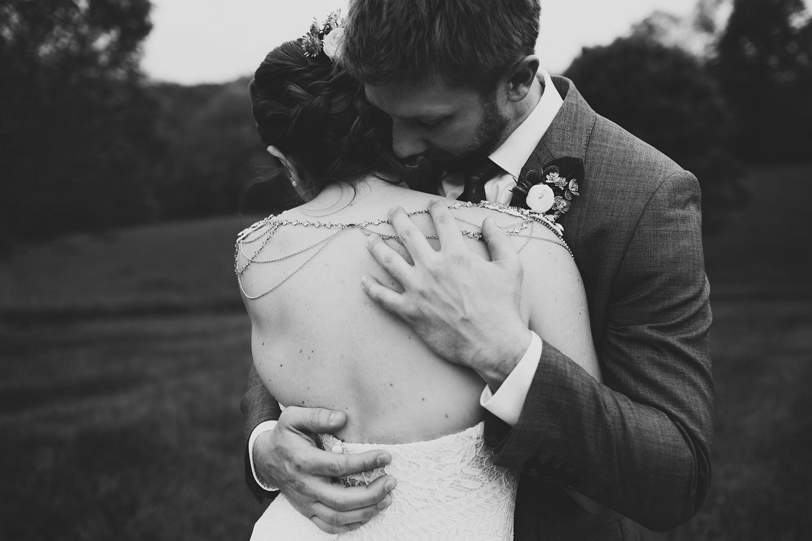 dramatic wedding photographer nc