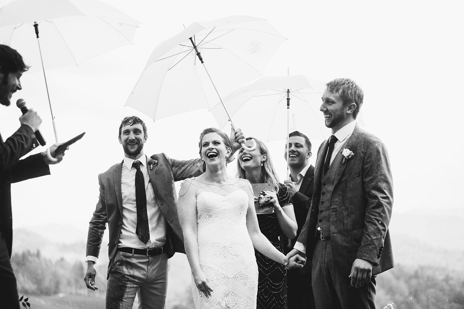emotional wedding photos asheville
