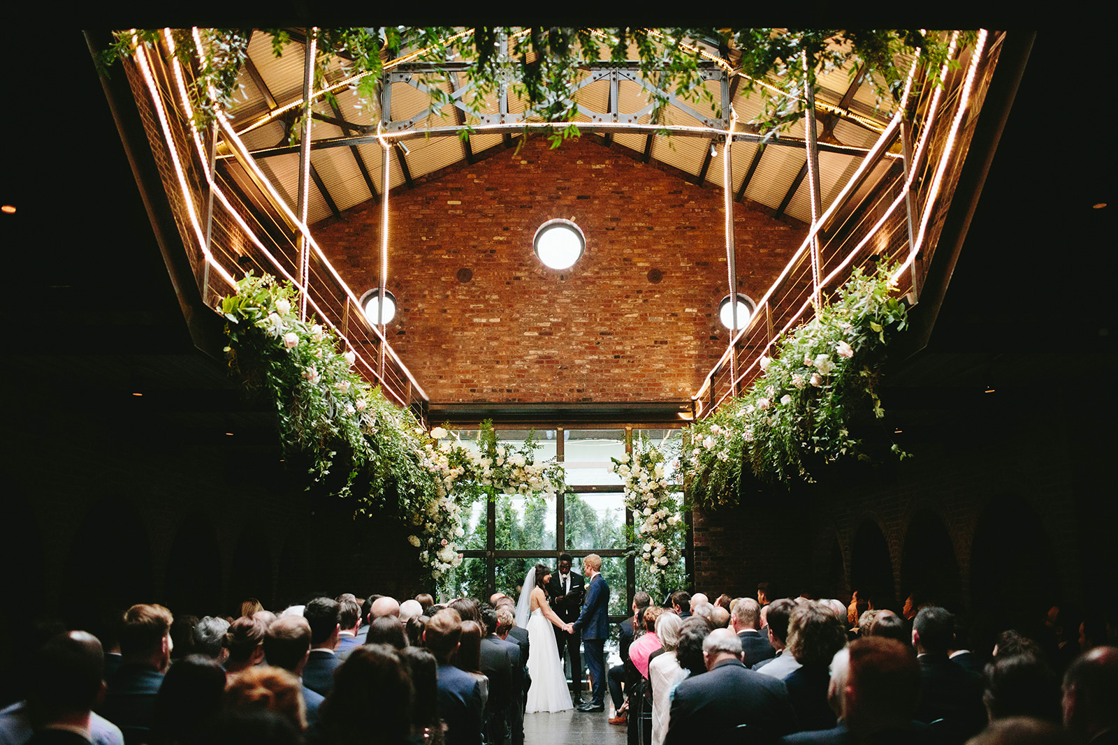 the foundry nyc wedding