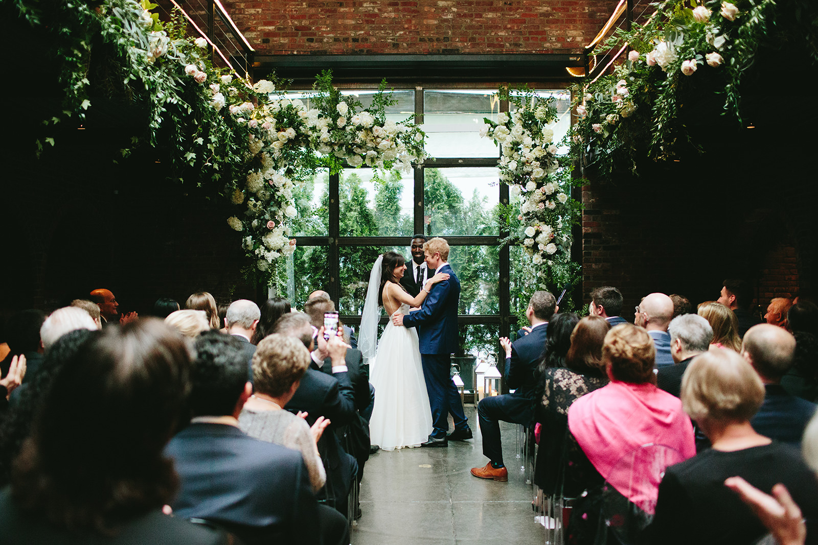 weddings at the foundry nyc