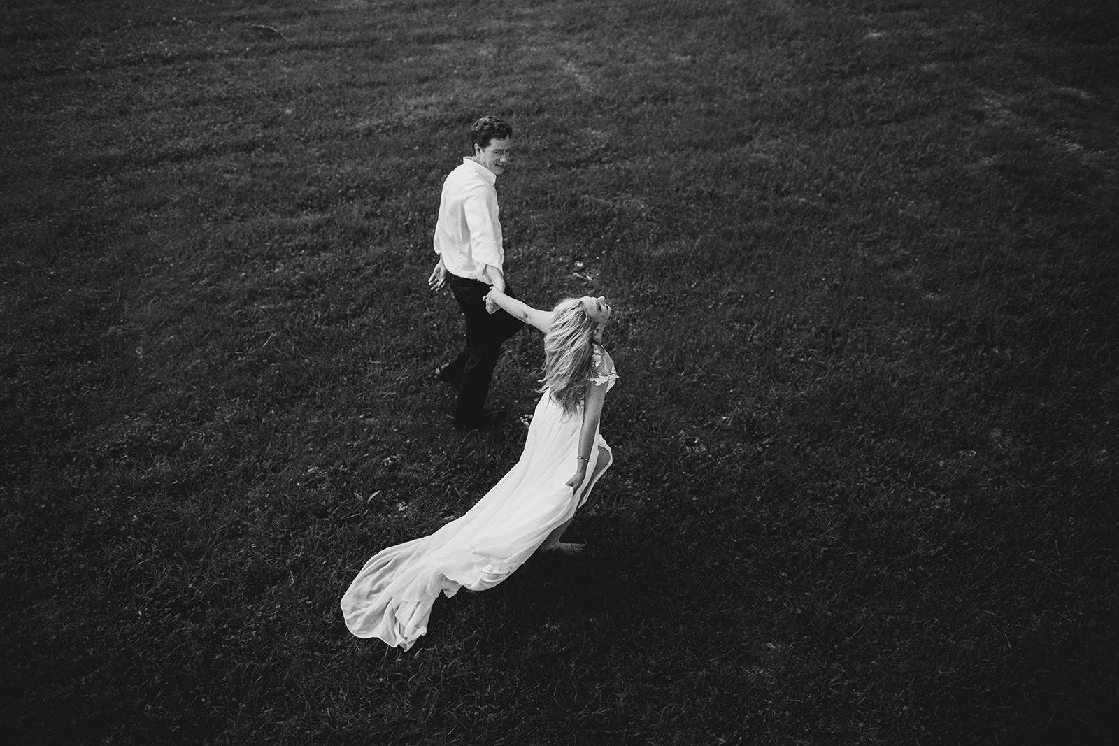 indie elopement photos