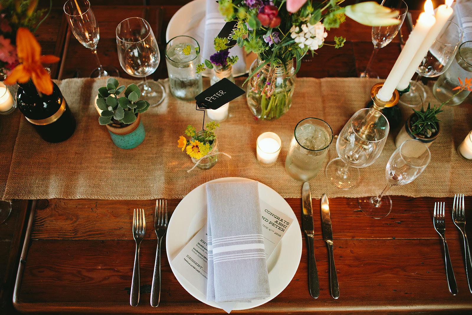 rhubarb wedding photos