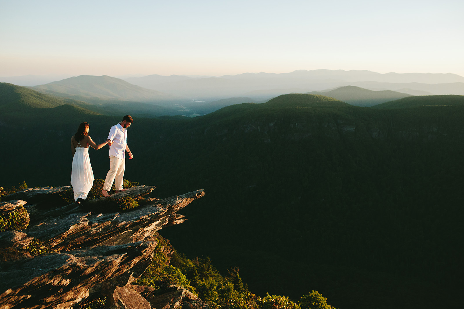 mountain elopement photos