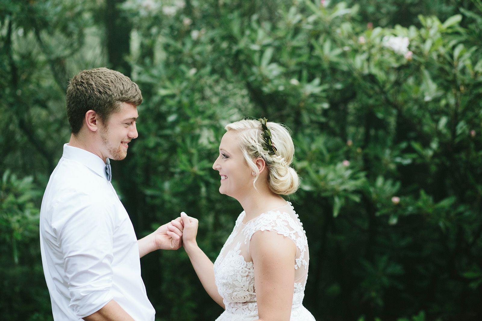linville elopement photos