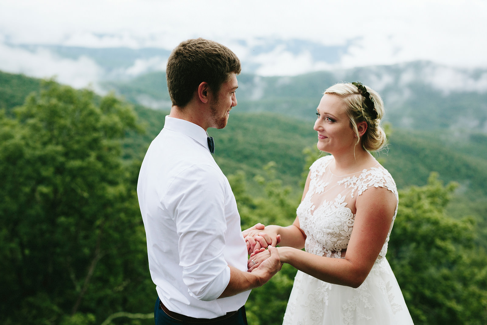 table rock elopements