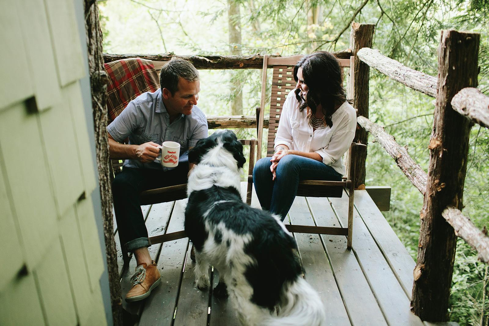 documentary family photographer asheville nc
