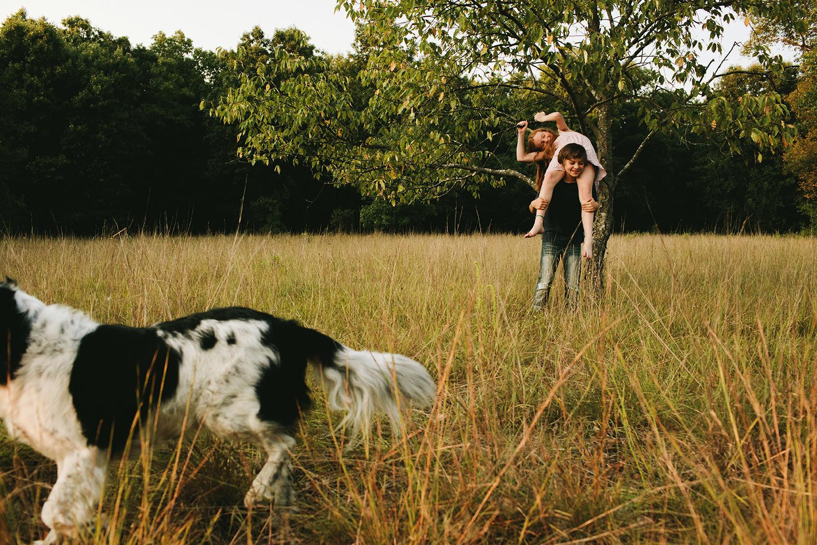 best asheville family photographers