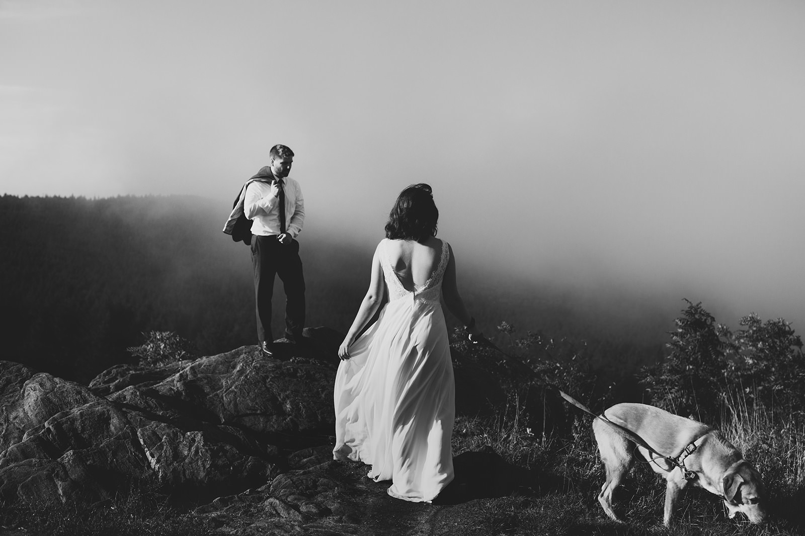 best elopement photographers asheville