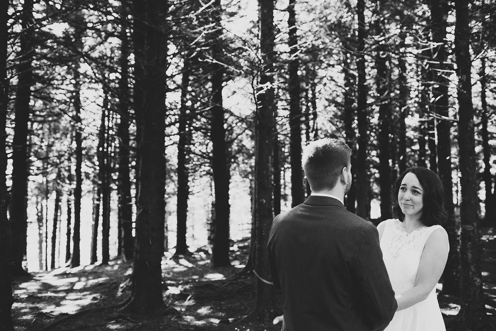 forest elopement wnc