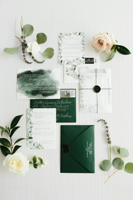 green-watercolor-wedding-invite-suite
