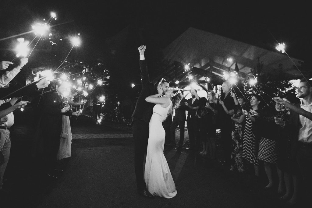 best-sparkler-exit-photos