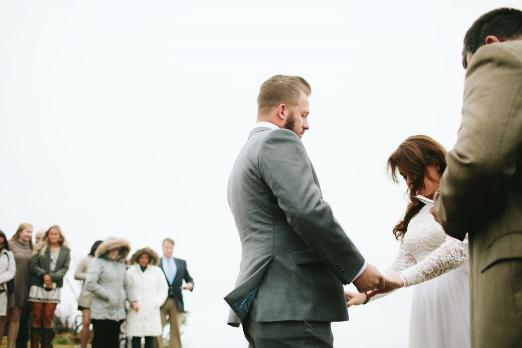 craggy pinnacle elopement