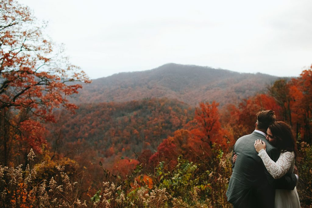 mountain places to elope asheville