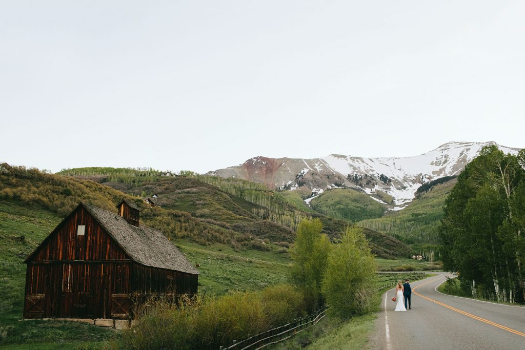 last dollar road telluride elopement