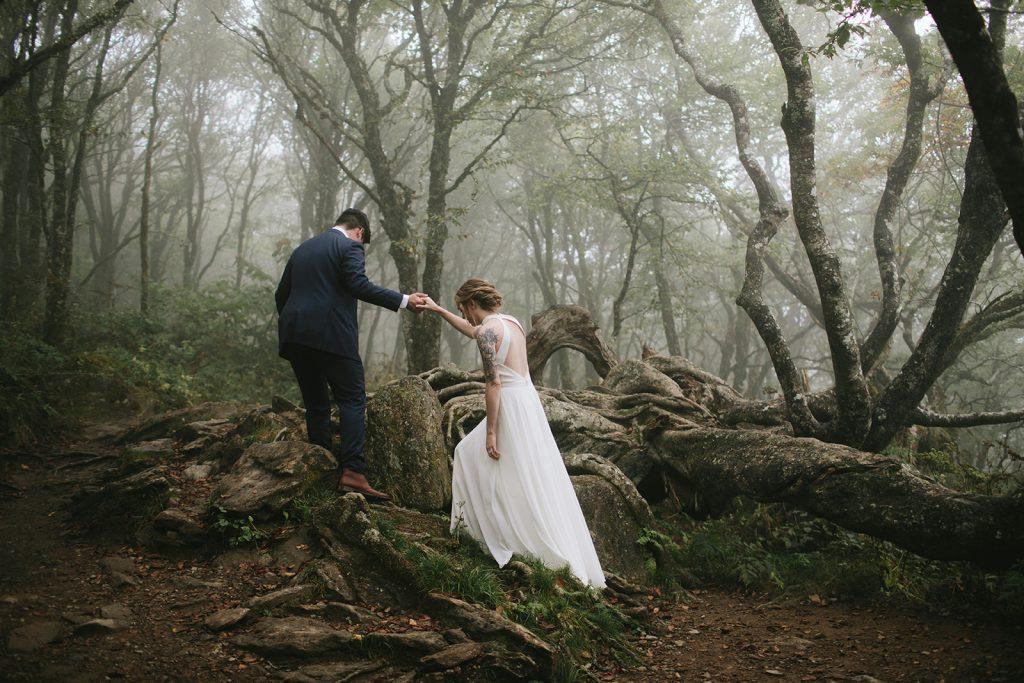 craggy-gardens-elopement