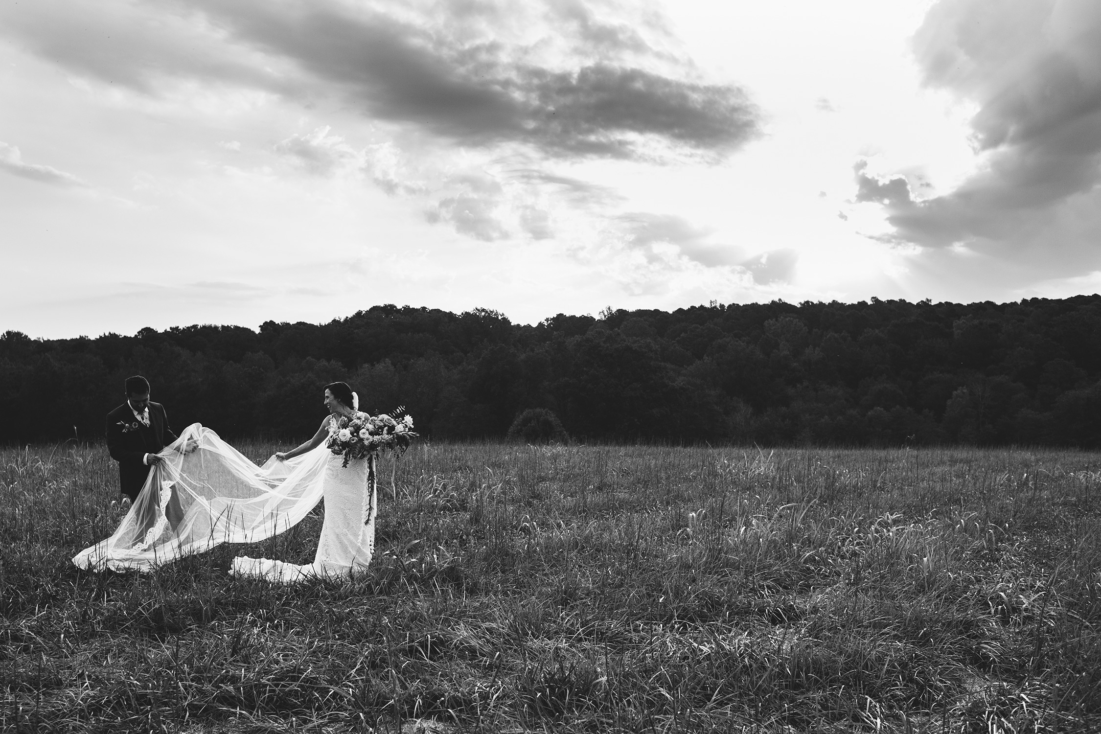 the meadows raleigh wedding photos