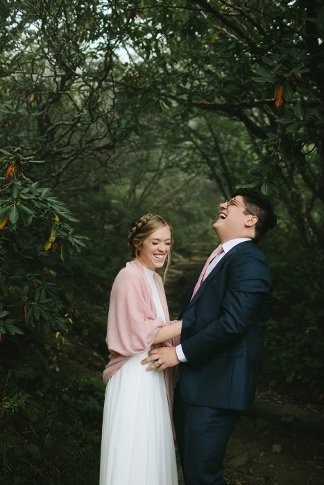 best asheville elopement photographer