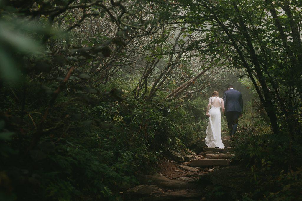 craggy gardens wedding