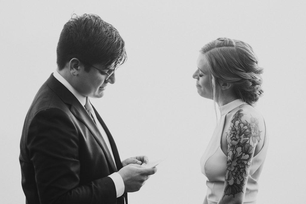documentary elopement photographer asheville