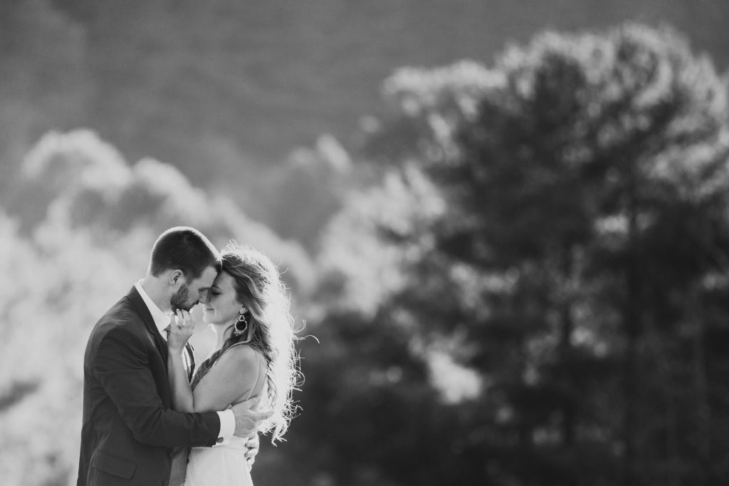 indie wedding photographers asheville