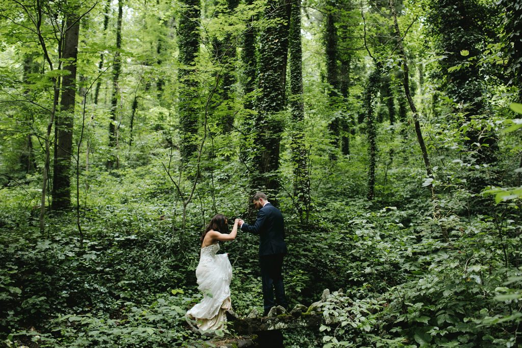 grove park inn wedding photography