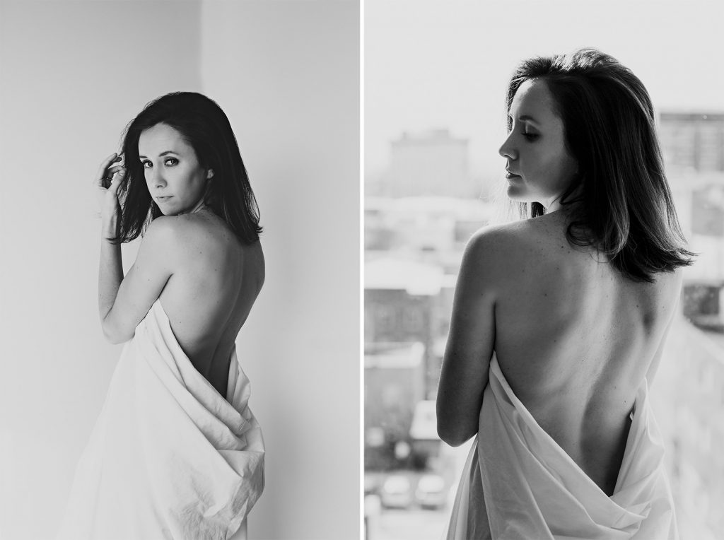best asheville boudoir photographers