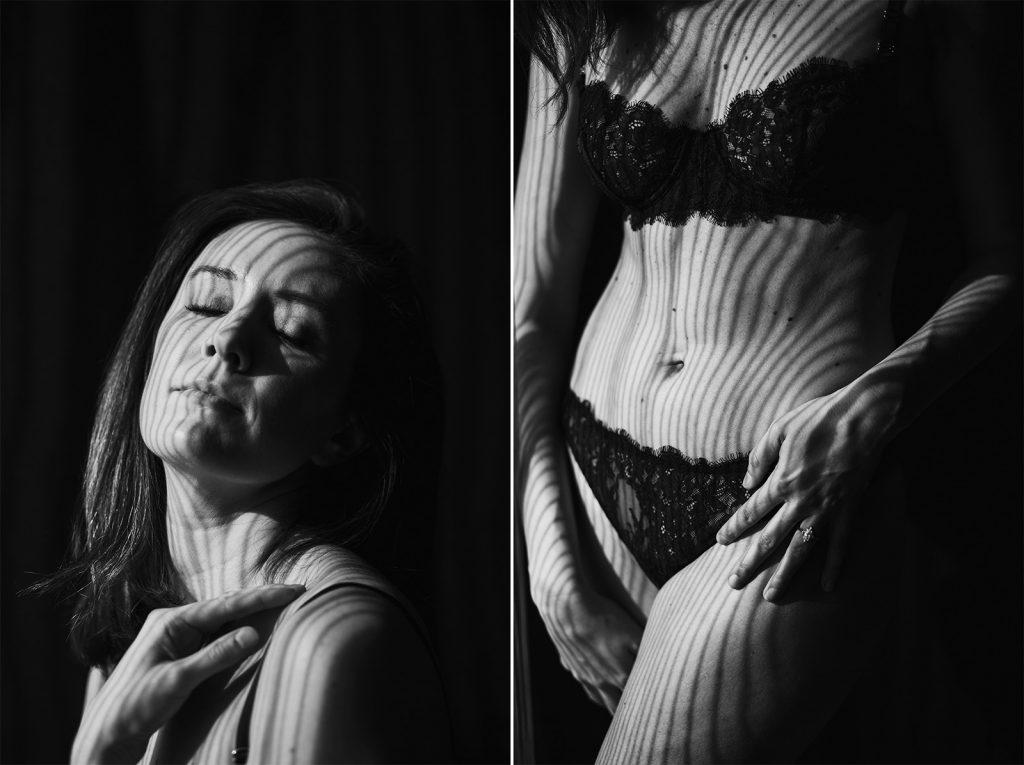 unique boudoir photographer in asheville